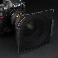 НИСИ cpl150 * 150 мм HD квадратный фильтр Стекло поляризатор вставить поляризационные Фильтры для Canon Nikon Tamron Zeiss Hasselblad
