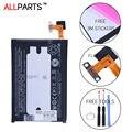 Allparts bop6b100 originais 2600 mah li-ion bateria do telefone móvel para htc uma Bateria M8 One 2 W8 M8W M8T M8D Substituição partes