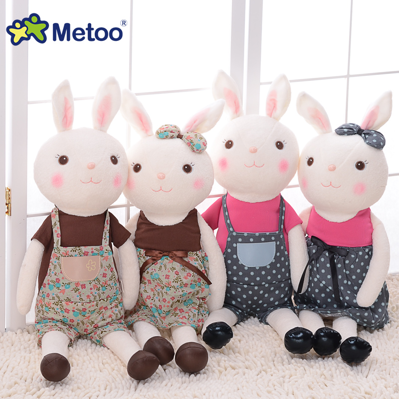 Candice guo Metoo plush toy stuffed doll cartoon animal Tiramisu Tiramitu rabbit bunny lover birthday gift christmas present 1pc