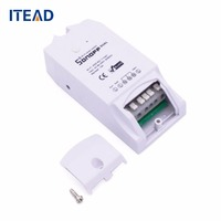 Sonoff Dual Home Automation Wireless WiFi Smart Switch 10A Smart Switch Module Remote Control Practical