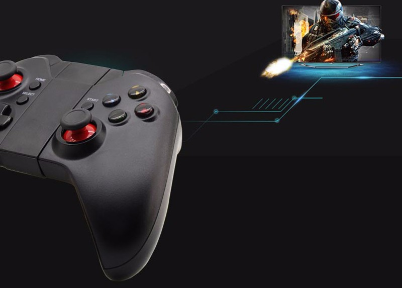 Bluetooth game controller-27