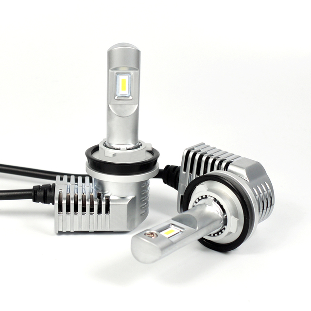 6500k H11 H7 D1 D2 D3 D4 9012 9004 5020 HB4 P13W PSX24W PSX26W HB3 HB4 H13 Car Led Headlight Bulb Headlamp P20 Auto LED Light