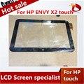 """Original para HP Envy x2 11.6 """" frente táctil de la tableta de pantalla táctil del Panel digitalizador reemplazo de lentes de vidrio reparación piezas"""