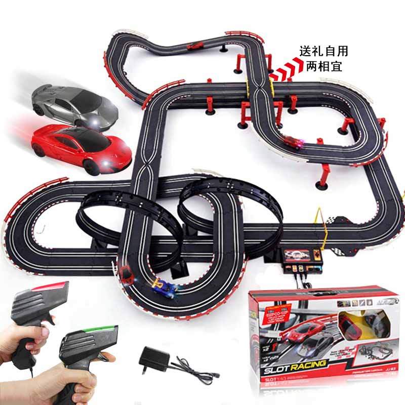 Remote-Control-Car-Racing-Tracks-Double-Play-Race-Electric-Cars-Track-Set-Kids-Electric-Railway-Train-Toys-Free-Shipping-1
