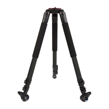 miliboo MTT703B carbon fiber camera tripod with high stability heavy capacity 25kg with bowl size 65mm