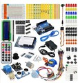 Kit final Hc-sr04 Ultrasonic Sensor/Step Motor/Servo/1602 LCD/starter Kit UNO R3 para ARDUINO com caixa de Varejo