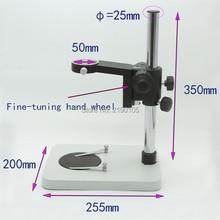 Cheaper Camera lens workstation mobile phone motherboard maintenance test platform industrial microscope fine – tuning bracket 50MM