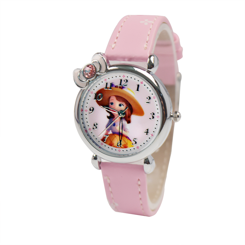 Children Watch Fashion Watches Quartz Wristwatches Waterproof Kids Clock boys girls Students Wristwatch Z-0035 2017 hello kitty cartoon watches kid girls leather straps wristwatch children hellokitty quartz watch montre enfant