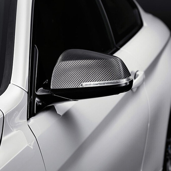 F32 sợi carbon thay thế auto car gương bìa cap trim cho bmw f32 2014-2016