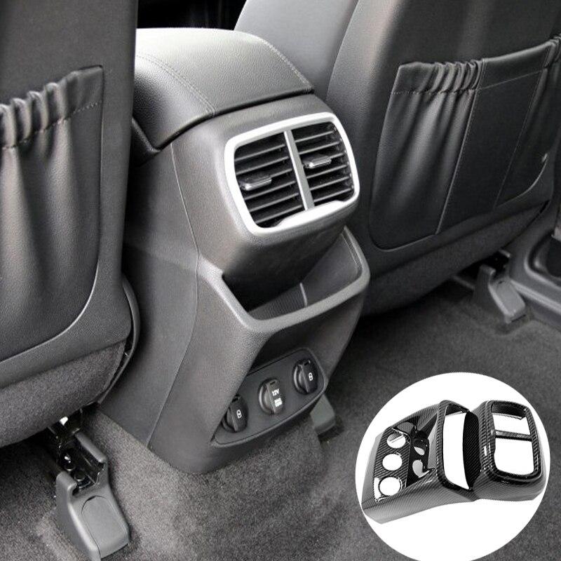 Pour Nissan coups de pied 2016 2017 2018 4 pièces intérieur de porte ABS Chrome voiture haut-parleur porte de voiture haut-parleur revêtement d'habillage garniture voiture style