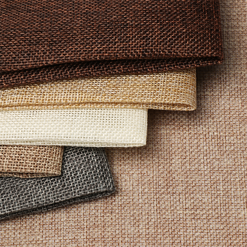 1PC 45*50 45*100 Photography Limitation Linen Solid Color  Background Cloth Woven Fabric Vintage Background Props High Quality