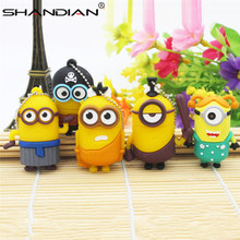 Minons usb flash drive pendrive  8GB 16GB 32GB