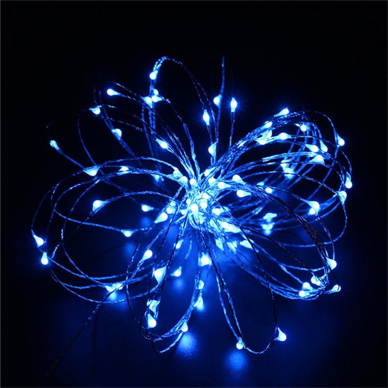 T anbaby 2 เมตร 20 LEDS แบตเตอรี่ AA - แสงไฟคริสมาสต์