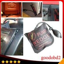 KLOM-herramientas de reparación de automóviles, bomba de cuña, herramienta de cerrajero, Airbag de cuña de aire para coche, juego de ganzúas, cerradura de puerta de coche abierta, tamaño M, 5,9 pulgadas * 5,9 pulgadas