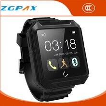 U TERRA Outdoor Sport Smart Uhr Wasserdicht IP68 Armband Mp3-player Bluetooth Uhr für Männer Unterstützung Android/IOS Smartwatch
