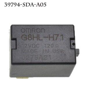 Image 5 - Conjunto de relé de potencia Omron G8HL H71, 12V CC A/C, relé de fusibles 39794 SDA A03