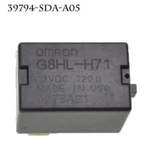 Image 5 - For  Omron G8HL H71  Power Relay Assembly 12V DC A/C Compressor Relay Fuse Relay 39794 SDA A03