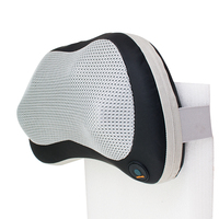 Highly Welcomed Car Office Home Free Neck Head Full Body Pillow Lumbar Shiatsu Cushion Massagers Portable