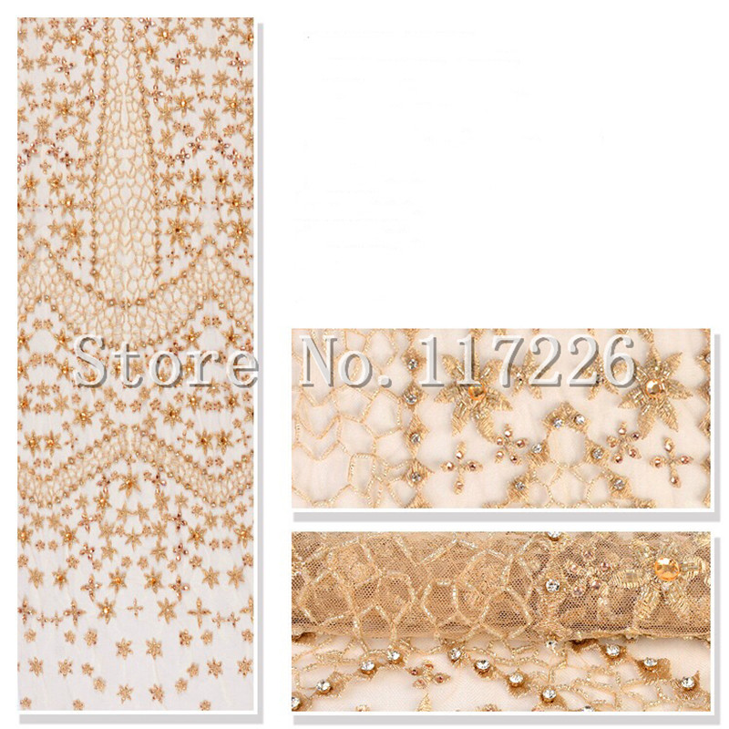 fashionable flowers beaded African Tulle embroidered Lace Fabric African net Lace Fabric JRB-191210 for wedding dressfashionable flowers beaded African Tulle embroidered Lace Fabric African net Lace Fabric JRB-191210 for wedding dress