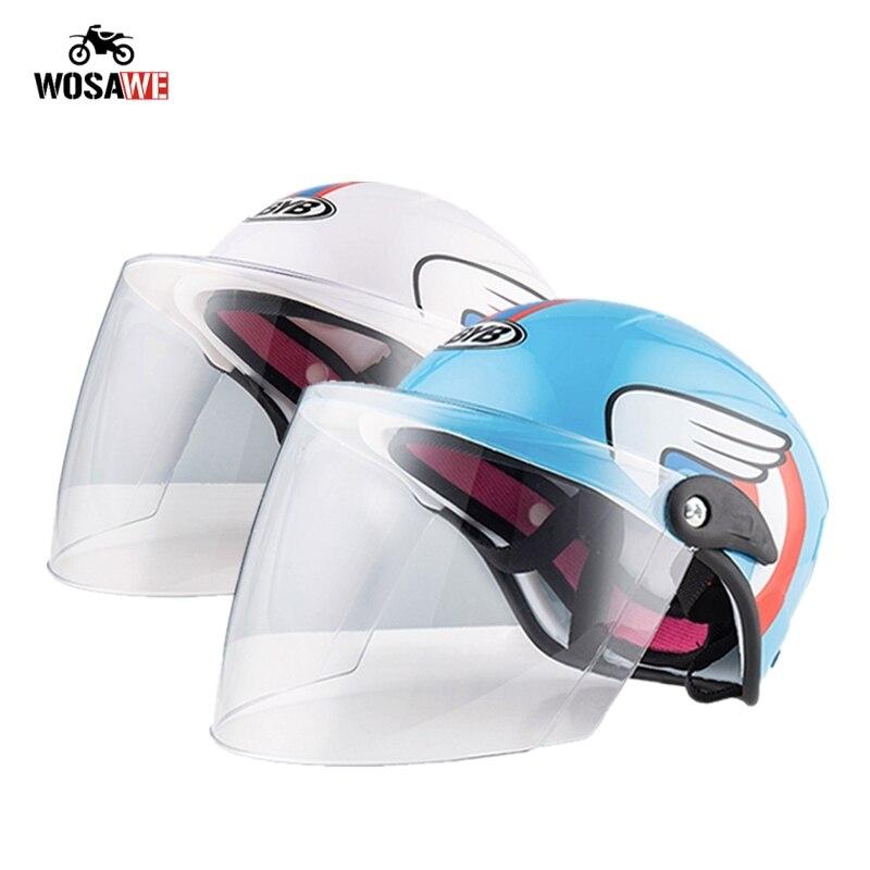 BYB/детский шлем, нарисованный шлем, мотоциклетный велосипедный шлем, шлем для мальчиков и девочек, детская Кепка для скейтборда, детские шлемы для скутеров 2 8 лет-in Шлемы from Автомобили и мотоциклы