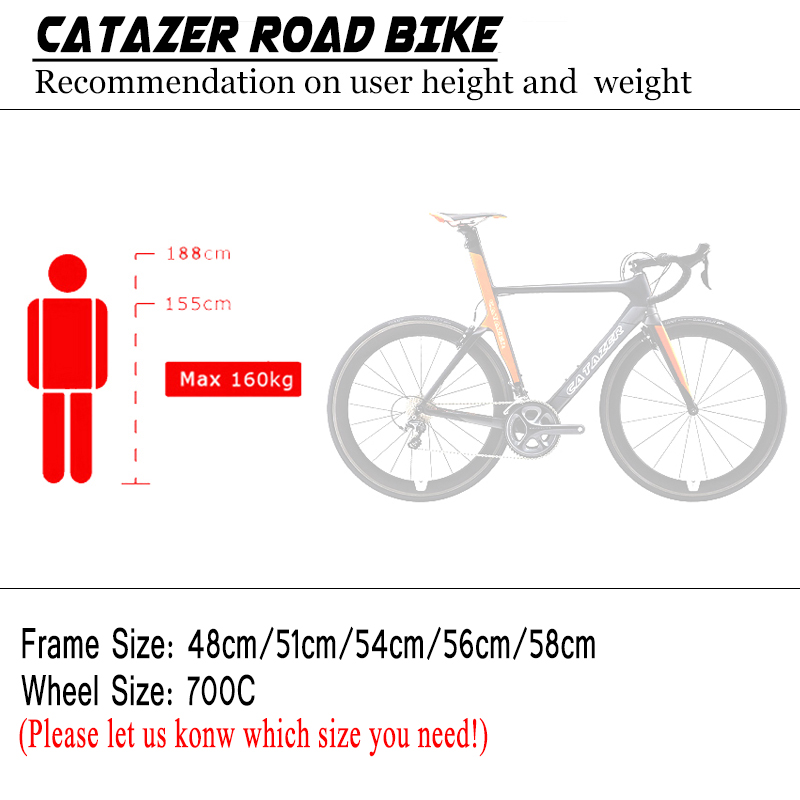 HTB1Bt5waizxK1Rjy1zkq6yHrVXap - CATAZER 700C Road Bike Super Light T800 Carbon Frame Racing Road Bicycle Carbon Wheelset R8000 22 Speed Professional Road Bike