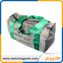 RASTP-JDM Estilo Novia Bolsas Messager Bolso Bolsa de Viaje Con Las Correas del Arnés de Carreras de Carreras LS-BAG007