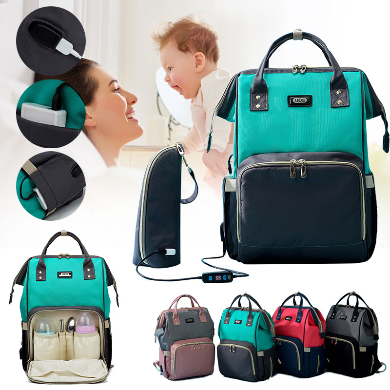 Mummy Backpack Multi-function Large-capacity Bag Expectant Travel Outdoor Maternal and Child Package Nappy Back Pack BagMummy Backpack Multi-function Large-capacity Bag Expectant Travel Outdoor Maternal and Child Package Nappy Back Pack Bag