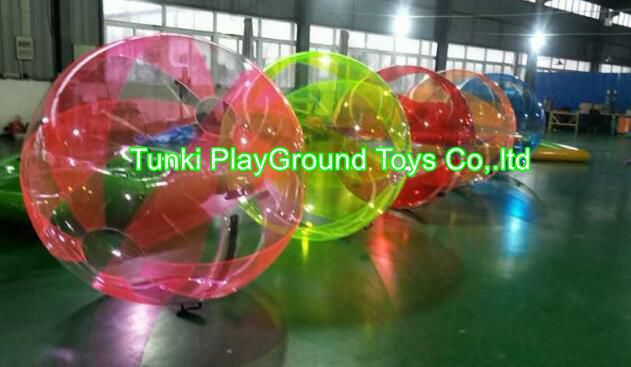 Giant human water bubble hamster ball water walking ball price