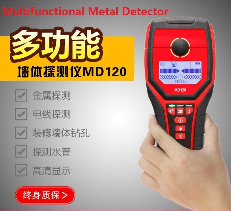 Professionale di Acqua e di Energia Elettrica di Installazione di Metallo di Legno Cavo Rinforzato Multi-funzionale Della Parete Detector Scanner Tracker