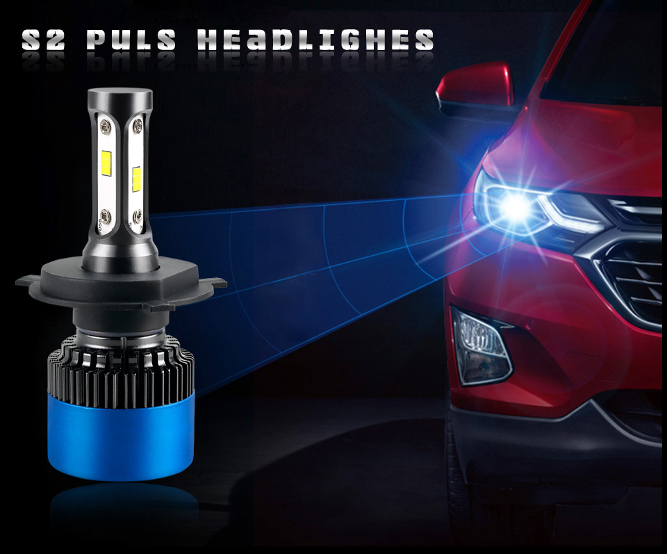 Aceersun H7 LED H4 LED H11 Car Light Canbus Headlight Bulb 12000LM canbus H8 H9 H1 HB3 9005 9006 80W 6500K 12V 24V Auto HB4 Led (1)