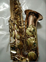 phosphor bronze copper A 902 High quality E flat Alto saxophone music playing professionally