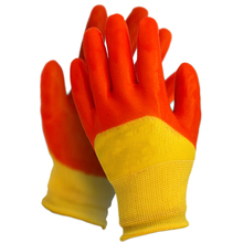 Protection-Gloves Construction-Machinery Oil-Resistant PVC for Wear And Semi-Trail Auto-Repair