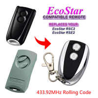 ECOSTAR RSE2 RSC2 433MHz codice di rotolamento di telecomando Ecostar telecomandi Con Batteria