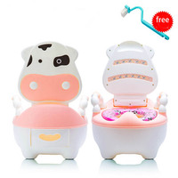 Baby Toilet Training babyPotties & Seats cartoon Potties portable toilet seats