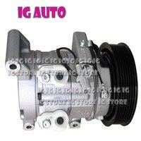 Auto A/C Compressor AC Para Toyota Hilux Innova 4472608040 883100K122 883200K100 2473003850 4471902490 2473006840 4471602010