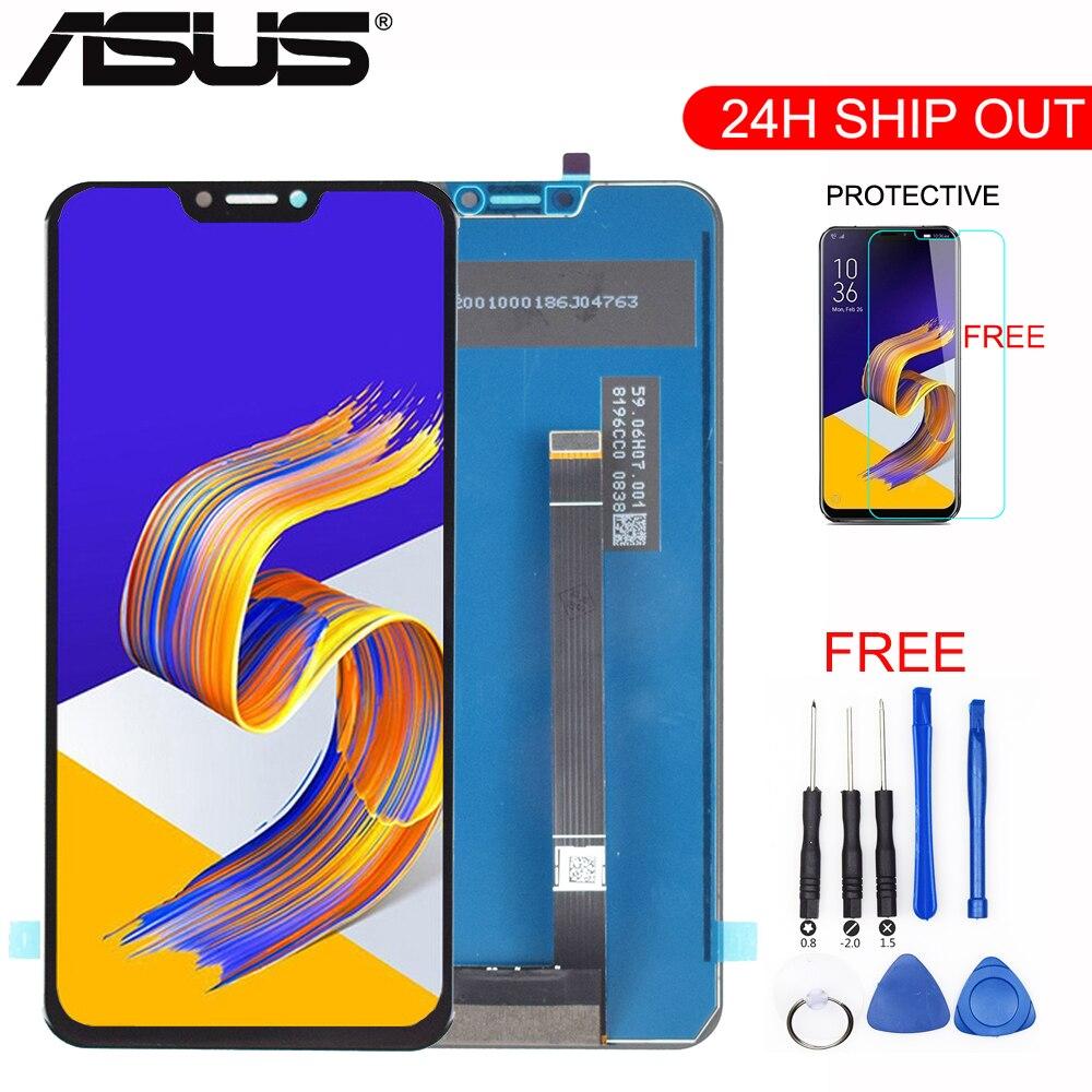 """6.2 """"1080x2246 pour Asus ZE620KL LCD écran tactile numériseur assemblée pour Zenfone 5 2018 Gamme ZE620KL LCD écran tactile"""