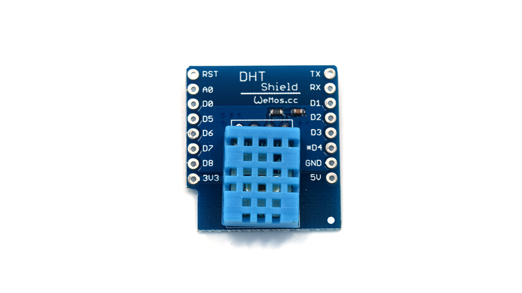 DHT Shield for WeMos D1 mini DHT11 Single-bus digital temperature and humidity sensor module sensor