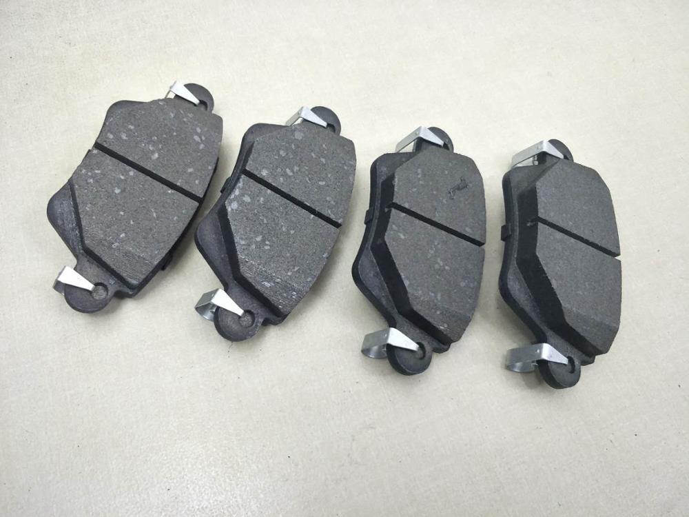 4 pezzi/set Auto pastiglie Freno posteriori per ford Mondeo 2003-2004 2.0 2.5 4S71-2M008-AB