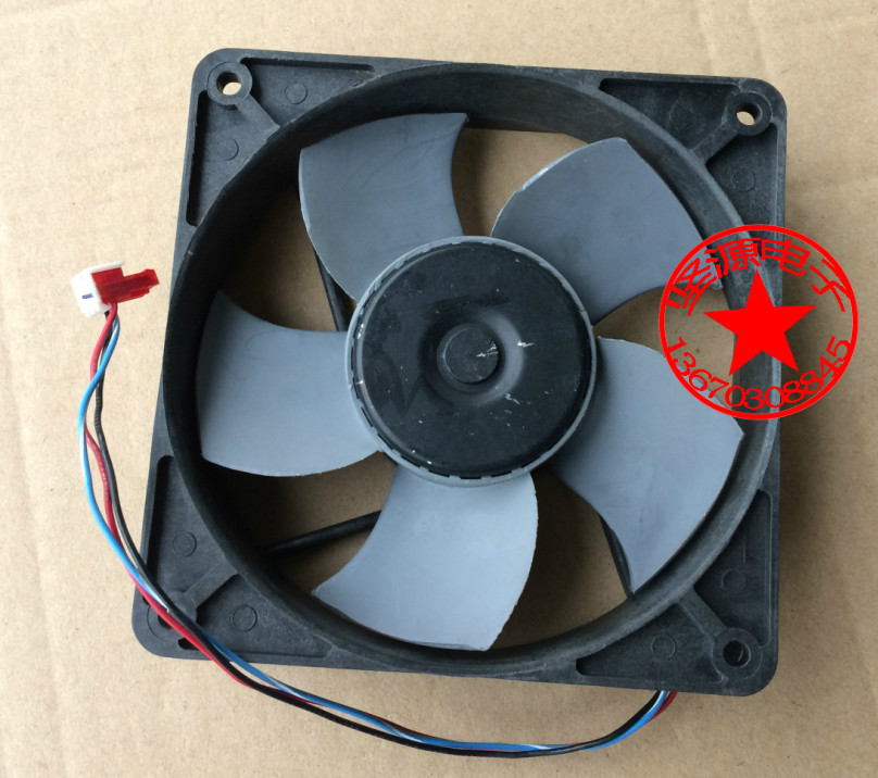 Free Shipping Emacro  Comair  MCD48K6NDNX, 800-20673-01 DC 48V 13W 3-wire 3-pin 100mm 120X120X32mm Server Square Cooling fan free shipping comair rotron fe24b3 80mm 8cm 8025 dc 24v 2 wire cooling fan