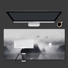 800*400mm Large Mouse Pad Mat Anti-slip Leather Office Desk Notebook Gaming Mousepad Keyboard Mouse Mice Mat for Dota 2 CSGO anti slip large gaming desktop pad colorful blotter mat keyboard mat table mat desk mat for notebook laptop writing clipboard