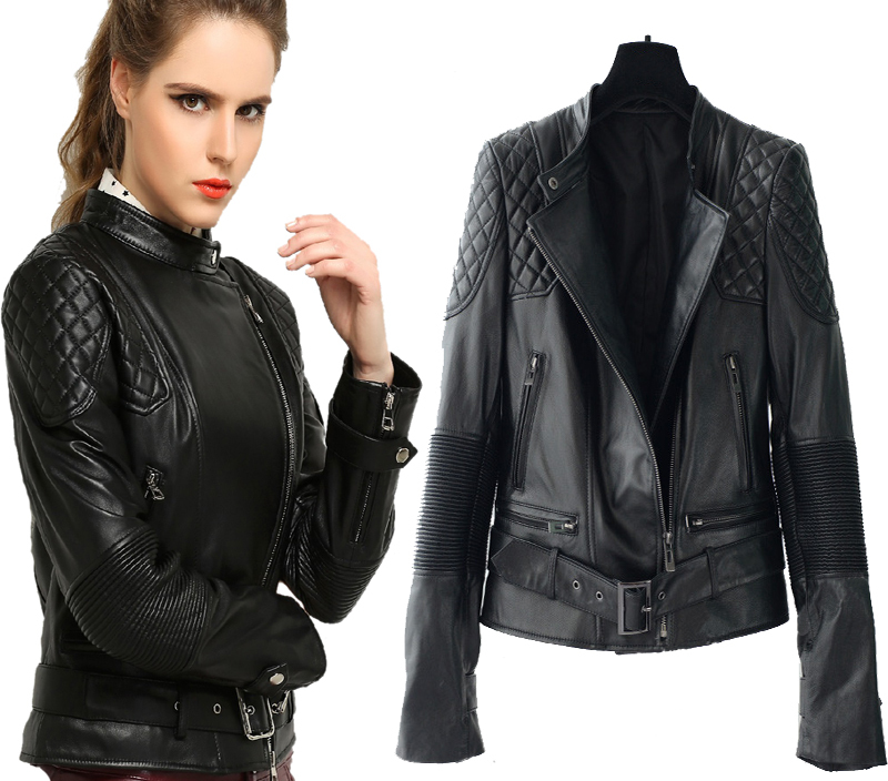 Women S Leather Jackets - Coat Nj