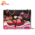 New Design Evening And Day Clutch Bags Cute Handbag Patterns Fashion Chain Bags Handbags Women Famous Brands