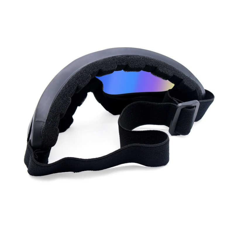 ノードソンオートバイ屋外スポーツスキーバイク Motobike モトフロントガラス眼鏡屋外ゴーグルサングラス
