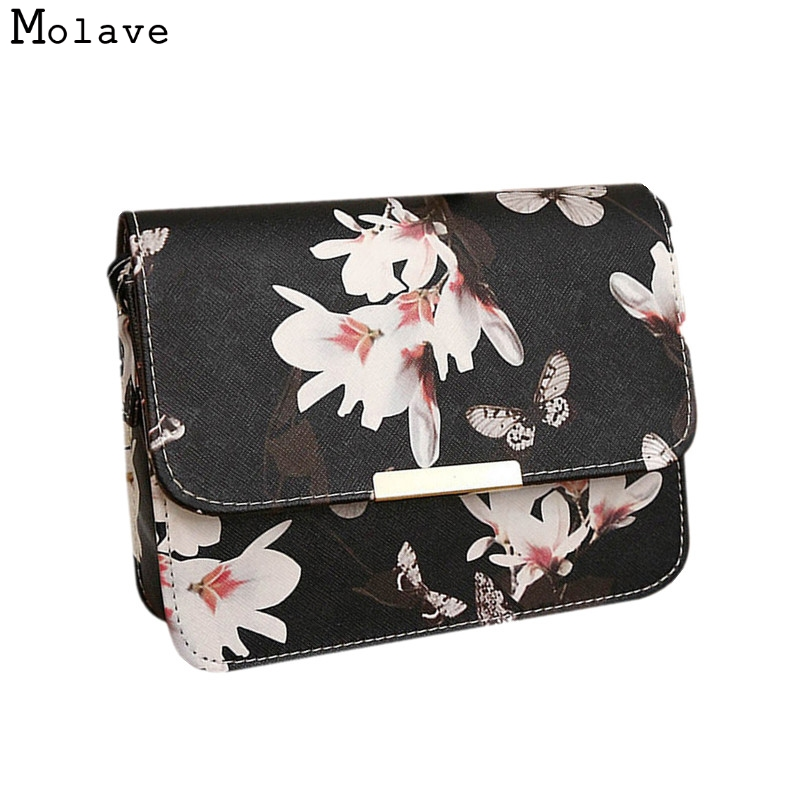 Naivety New Handbag Flowers Women Floral PU leather Shoulder Bag Retro Female Mini Messenger Purse Clutch 20JUN10U drop shipping naivety new fashion women tassel clutch purse bag pu leather handbag evening party satchel s61222 drop shipping