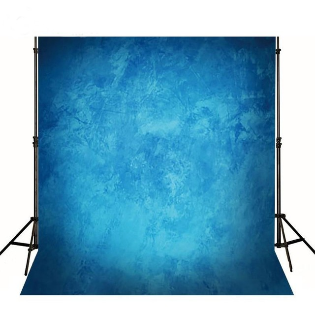 Royal Navy Blue Royal Blue Photo Backdrop Vinyl Cloth High Quality