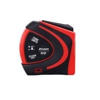 Digital 30 M Range Finder Fita Métrica Com 5 M 2 Em 1 Trena Medidor de Distância Led Backlight M /em/Ft Range Finder