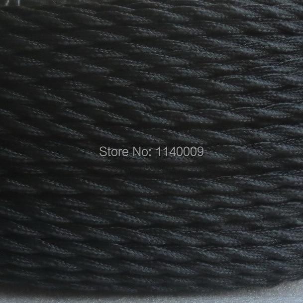 10 м 2 Провода 0.75mm2 витой Провода витой кабель текстильная кабель