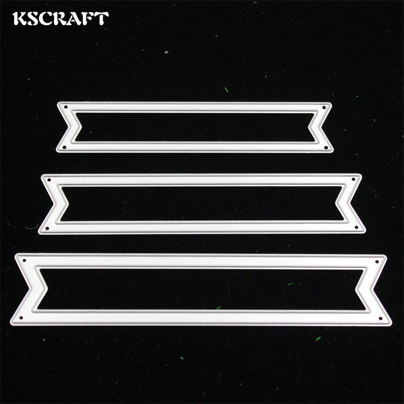 KSCRAFT LOVERS Store KSCRAFT Bookmarks Metal Cutting Dies Stencils for DIY Scrapbooking/photo album Decorative Embossing DIY Paper Cards