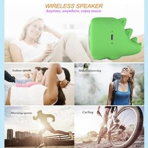 Image 5 - Cute Pet Wireless Bluetooth speakers Portable Column Sound bar Built in Speaker Column Bluetooth Speaker soundbar boom box Music