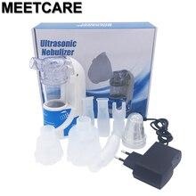 Nébuliseur portatif pour enfants et adultes, 10 pièces, inhalateur pour guérir les maladies des voies respiratoires